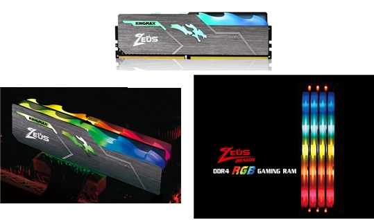 KINGMAX Zeus Dragon DDR4 RGB