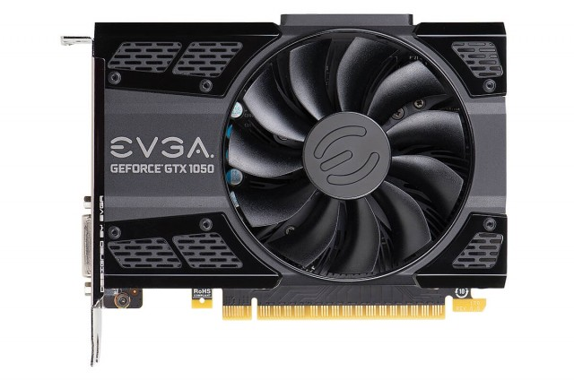 EVGA GeForce GTX 1050 GAMING 3GB GDDR5