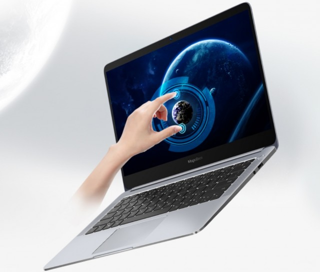 Honor Magicbook Touchscreen
