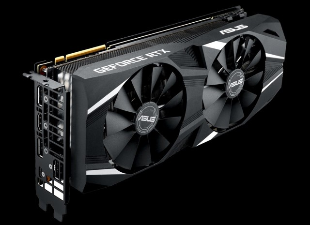 ASUS Dual GeForce RTX 2080
