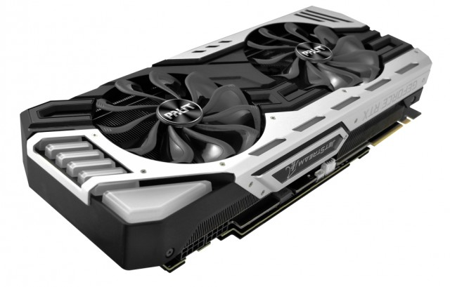 Palit GeForce RTX 2080 JetStream