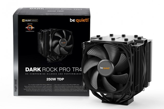 be quiet Dark Rock Pro TR4