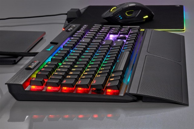 CORSAIR K70 RGB MK.2 LOW PROFILE