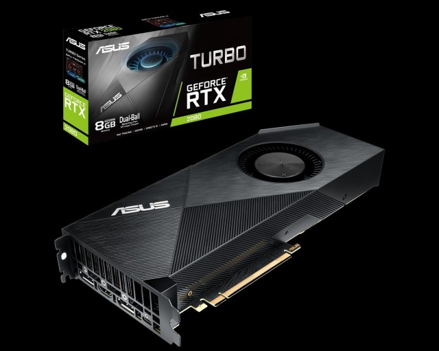 ASUS Turbo GeForce RTX 2080