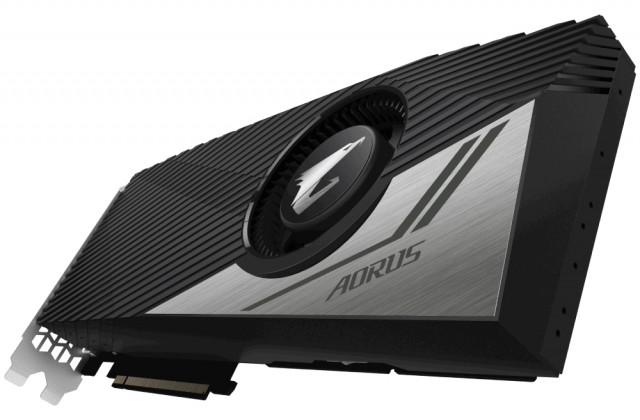 Napoved GIGABYTE AORUS GeForce RTX 2080 Ti TURBO 11G – euuser