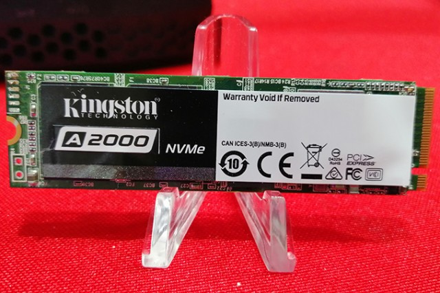 Kingston A2000 NVMe