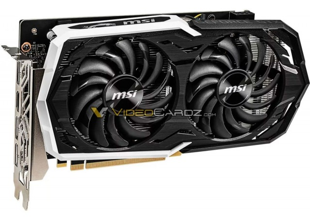 MSI GeForce GTX 1660 Ti