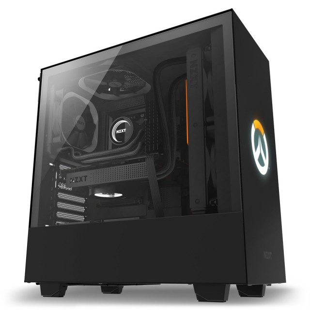 NZXT H500 Overwatch Edition
