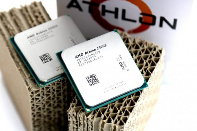 AMD Athlon 300GE 320GE
