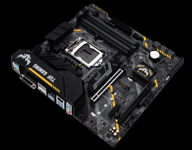 ASUS TUF B365M-PLUS GAMING WI-FI