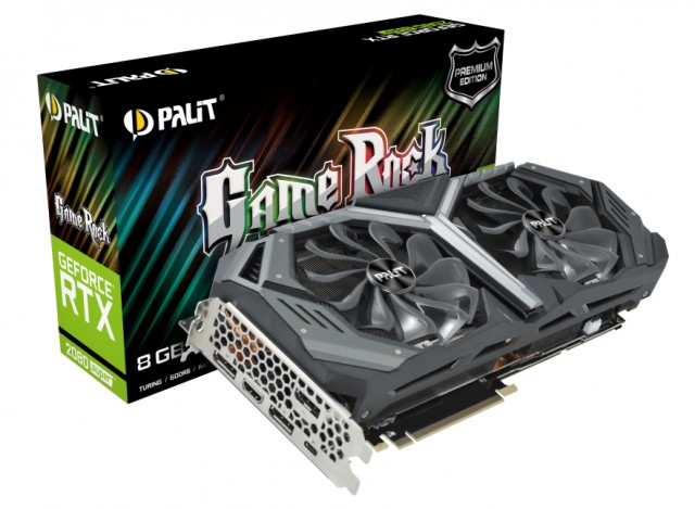 Palit GeForce RTX 2080 SUPER GR