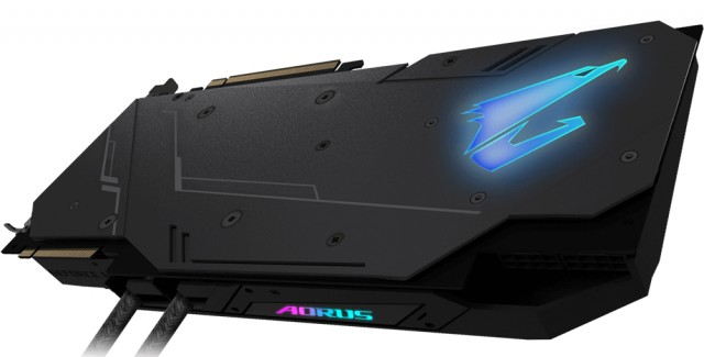 GIGABYTE AORUS GeForce RTX 2080 SUPER WATERFORCE 8G