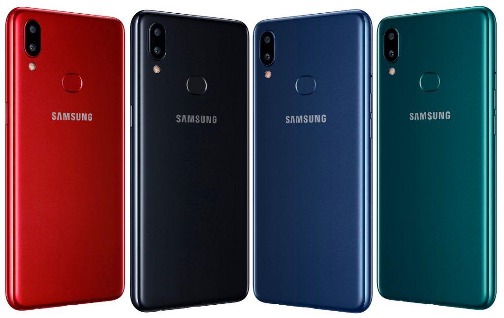 Смартфон Samsung Galaxy A10s получил 6,2-дюймовый экран Infinity-V ...