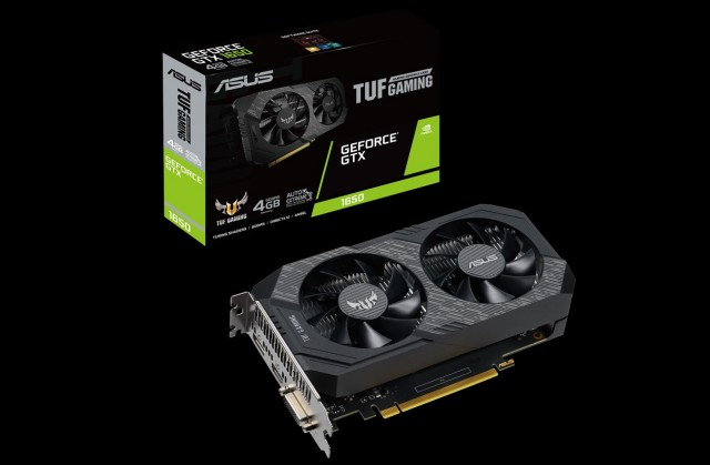 ASUS TUF Gaming GeForce GTX 1650