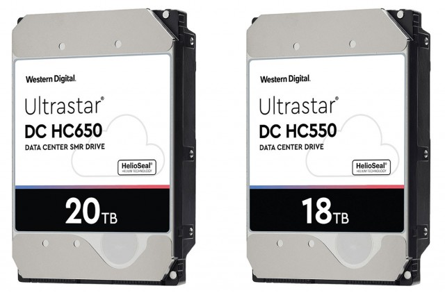 Western Digital Ultrastar DC