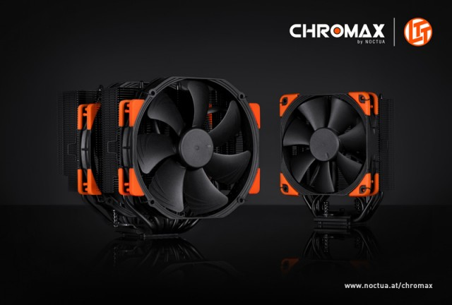 Noctua Chromax.black