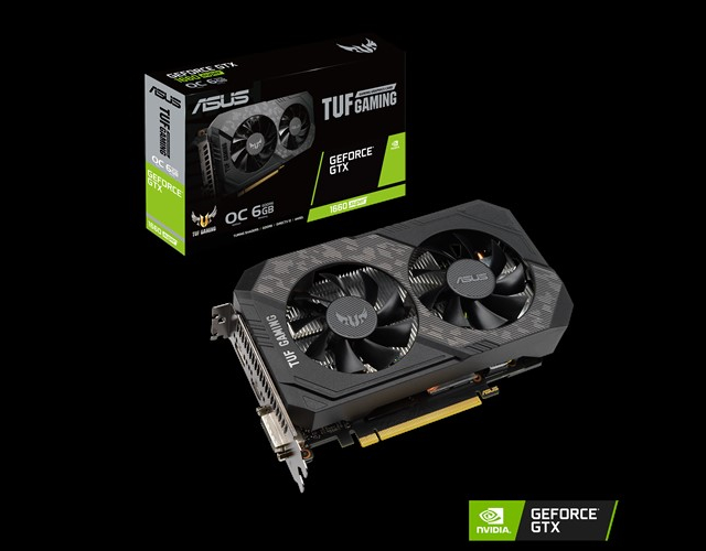 ASUS TUF Gaming GeForce GTX 1660 SUPER