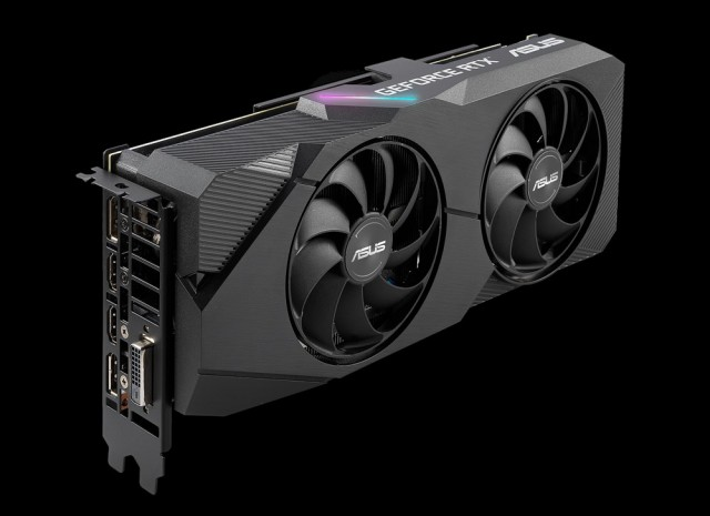 ASUS Dual GeForce RTX 2060 SUPER EVO V2