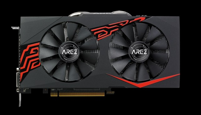 ASUS AREZ Expedition Radeon RX 570 8GB