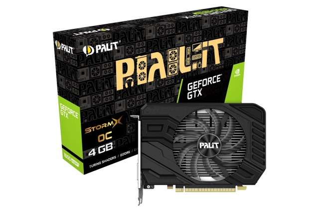 Palit GeForce GTX 1650 SUPER