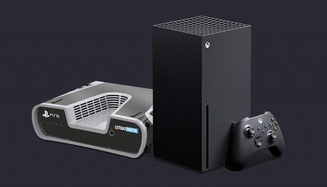 Microsoft Xbox Series X vs Sony PS5