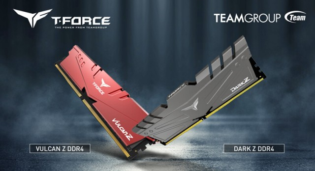 TEAMGROUP T-FORCE VULCAN Z DARK Z