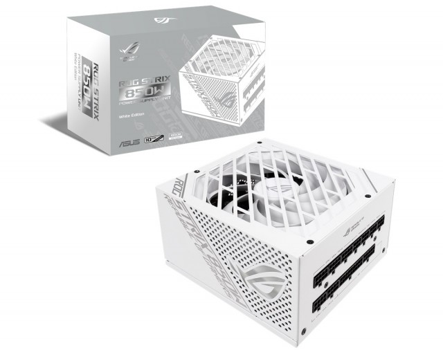 ASUS ROG Strix 850W White Edition