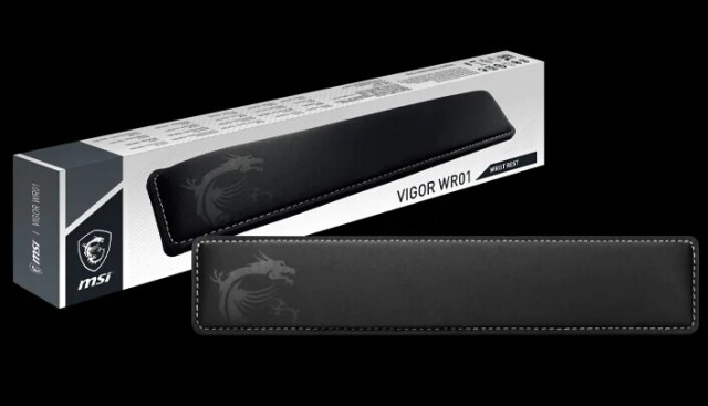 MSI VIGOR WR01 Wrist Rest