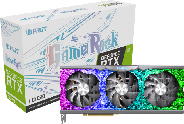Palit GeForce RTX 30 GameRock