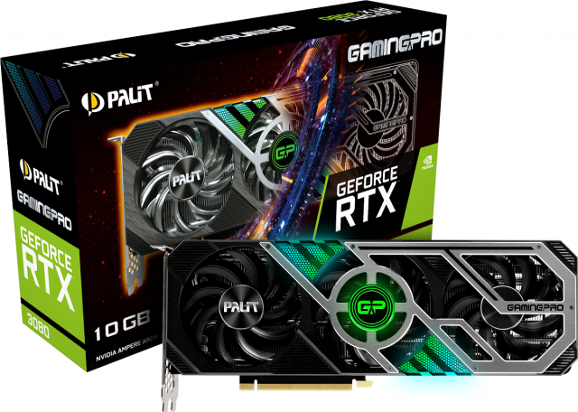 Palit GeForce RTX 30 GamingPro