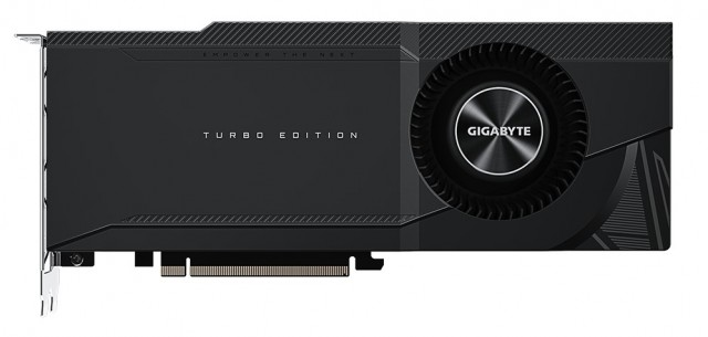 GIGABYTE GeForce RTX 3090 TURBO 24G