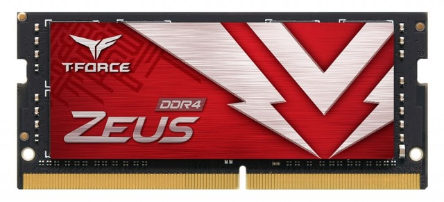 TEAMGROUP T-FORCE ZEUS DDR4