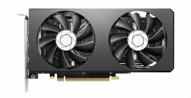 MSI GeForce RTX 3070 TWIN FAN