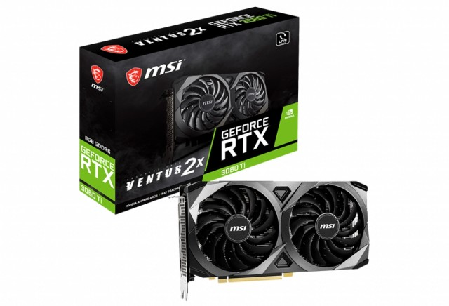 MSI GeForce RTX 3060 Ti
