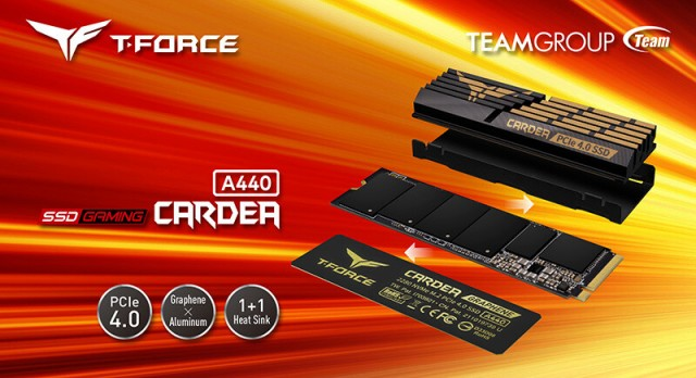 TEAMGROUP T-FORCE CARDEA A440