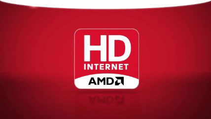 AMD HD Internet