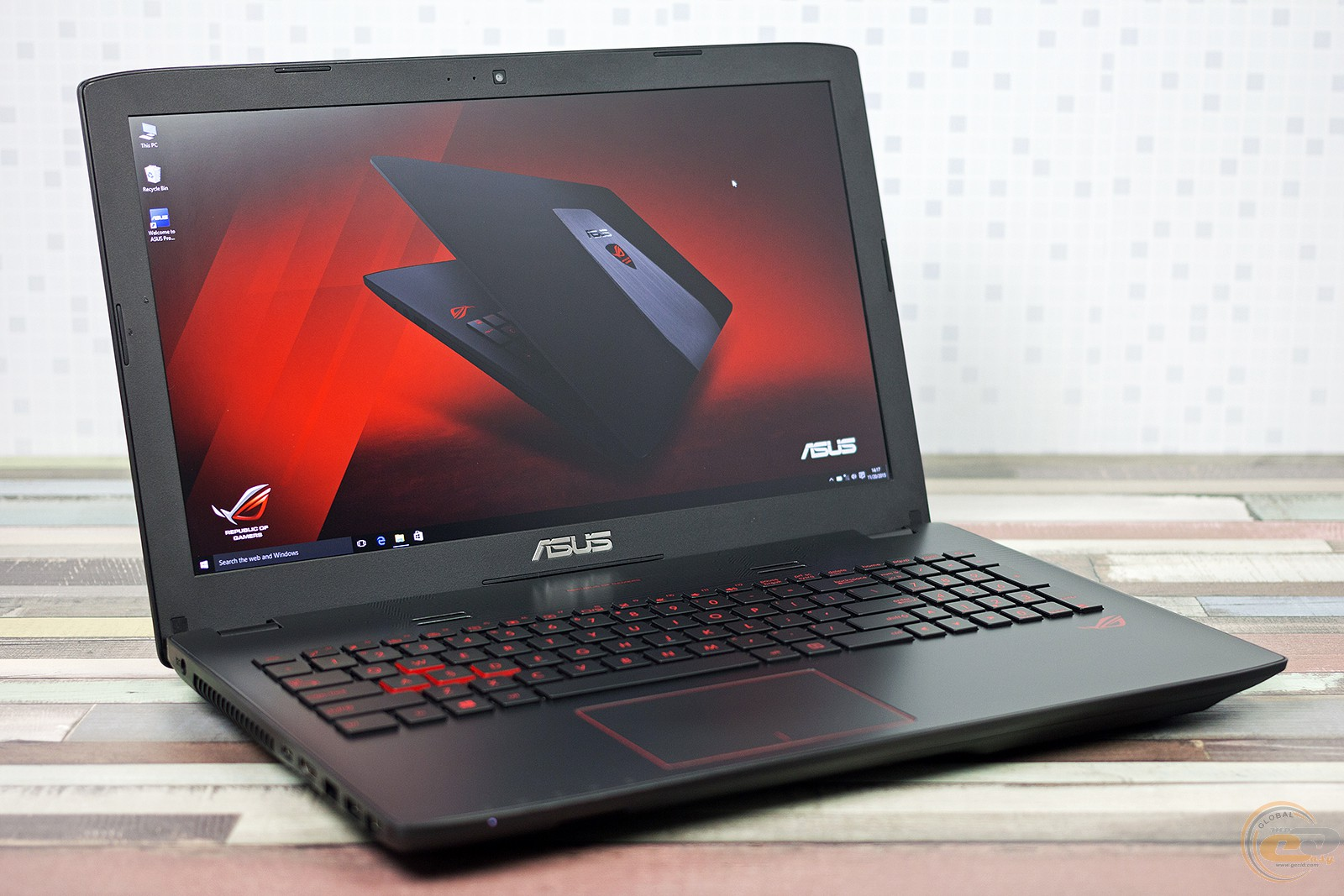 ASUS ROG GL552VX Realtek Bluetooth Drivers PC