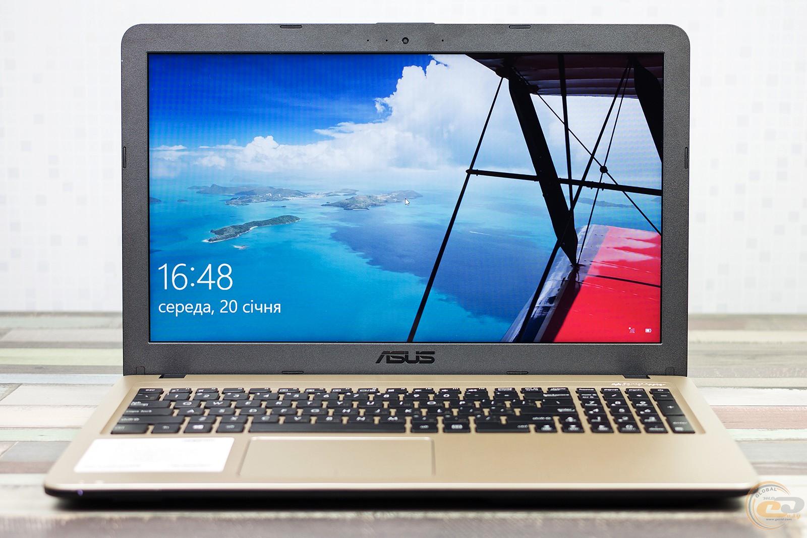 инструкция к ноутбуку asus x540sa