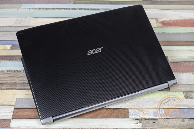 Acer Aspire V17 Nitro Black Edition
