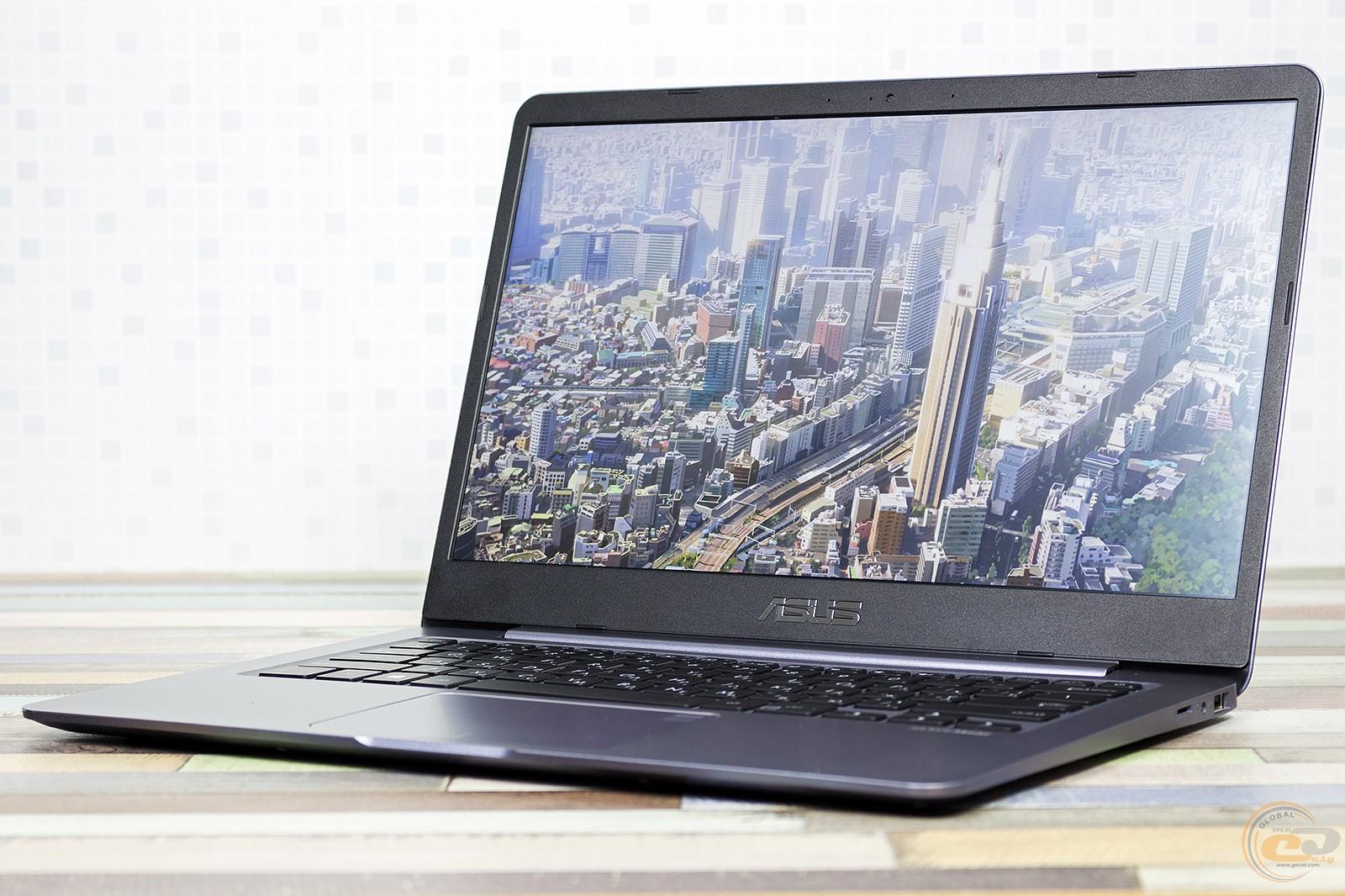 Обзор и тестирование ноутбука ASUS VivoBook S14: новая