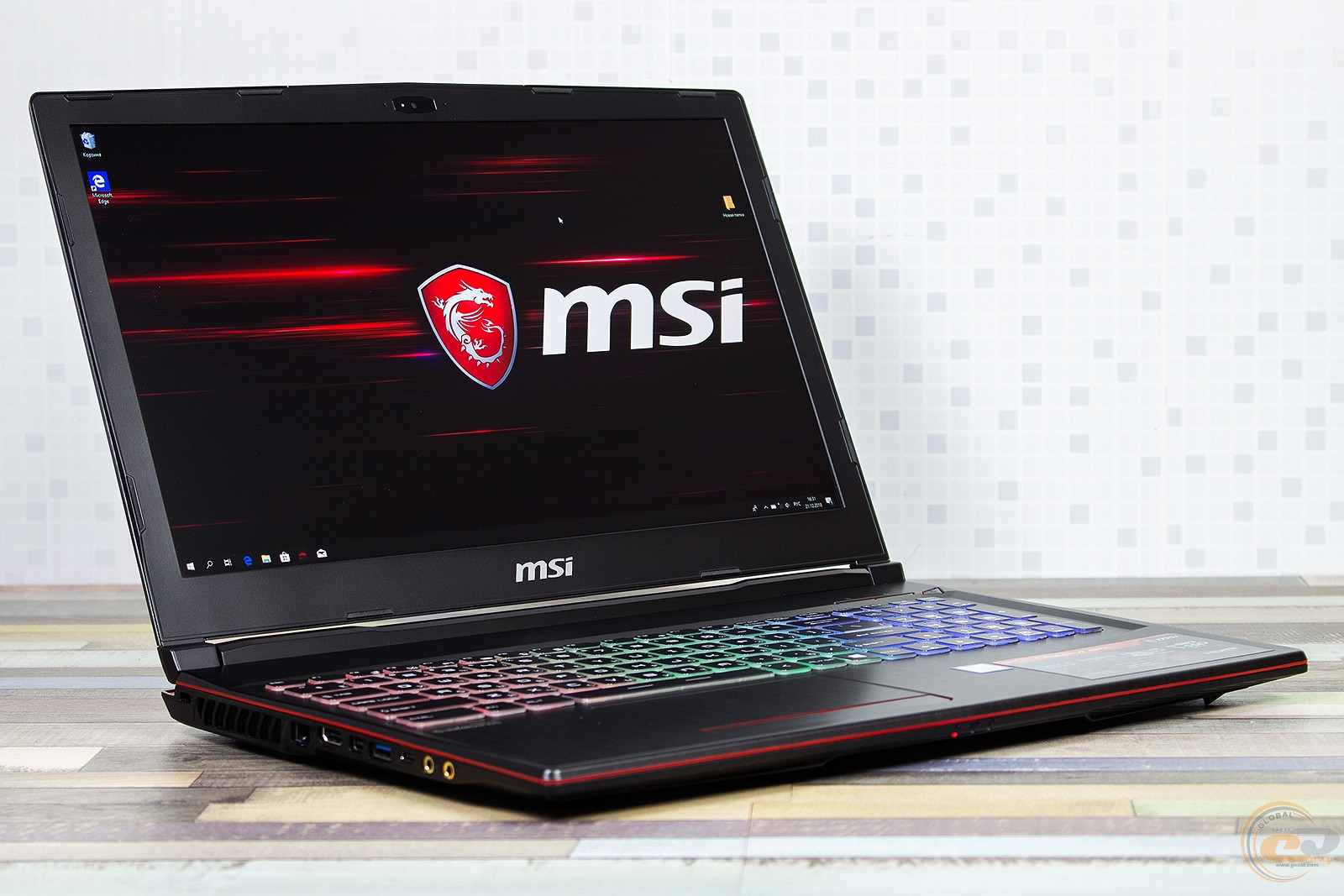 MSI GT72 2QE Dominator Pro BigFoot Network 64 Bit