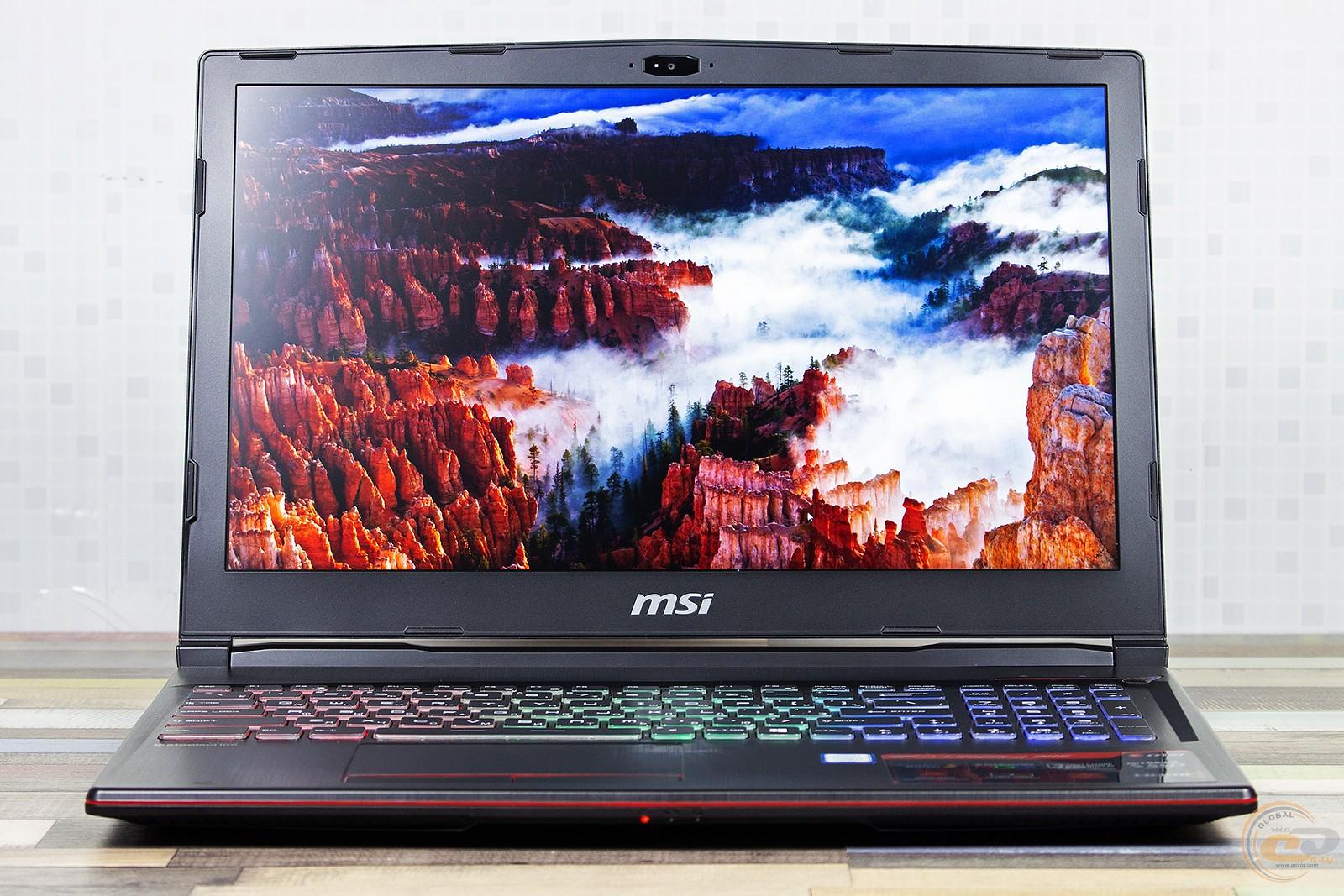MSI GS60 2QE Ghost Pro 4K RE BigFoot LAN/WLAN Treiber Windows 10
