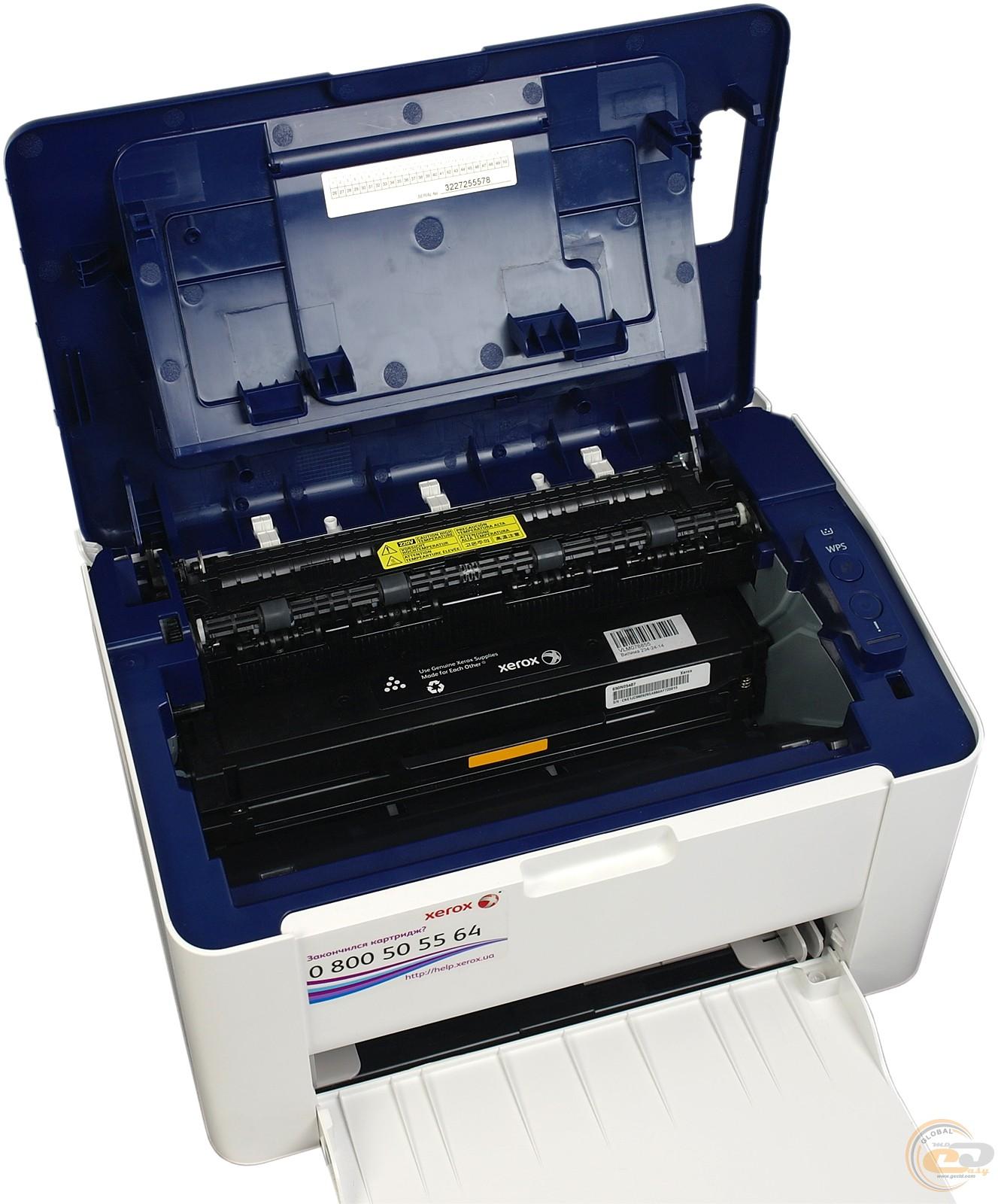 Обзор и тестирование принтера Xerox Phaser 3020, Страница 1  GECID com