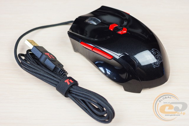Tt eSPORTS THERON Plus+ SMART MOUSE