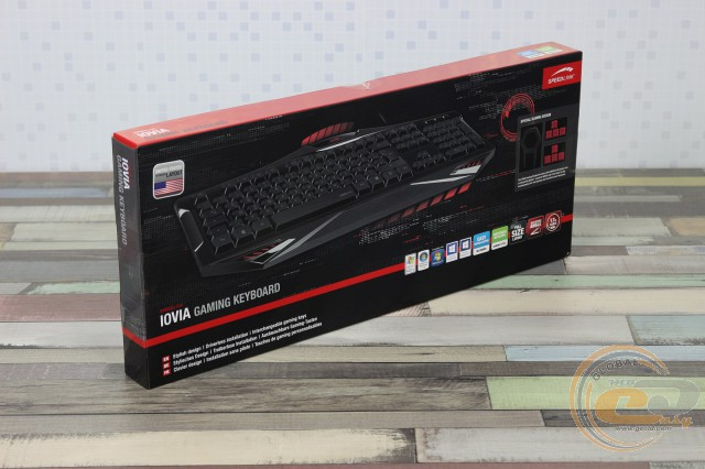 SPEEDLINK IOVIA GAMING Keyboard