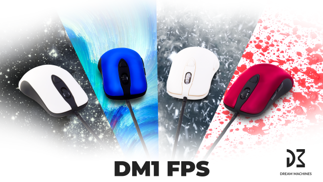 Dream Machines DM1 FPS