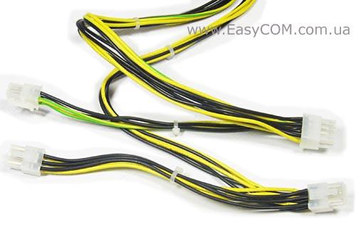 линий на кабеле питания с