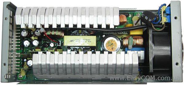 Элементы в блоке питания