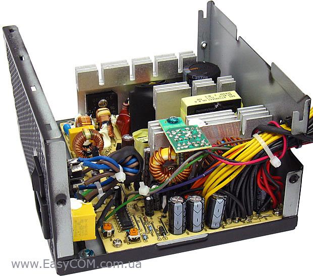 Блок питания AOpen Z550-12AE3