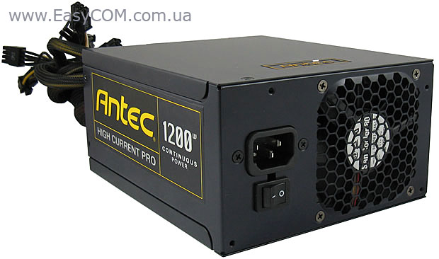 Antec High Current Pro HCP-1200